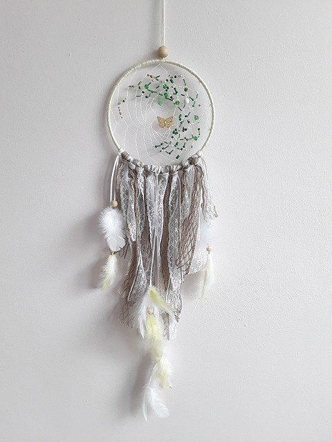 amuletos esotéricos atrapasueños