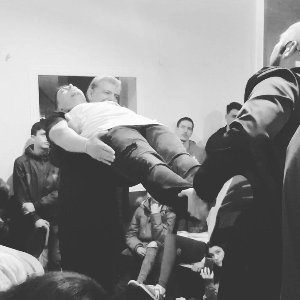 técnicas de Inducción hipnosis