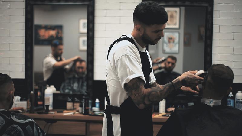 ideas barberías que funcionan en un pueblo