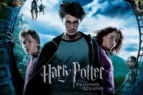 Mejores peliculas de magia Harry Potter