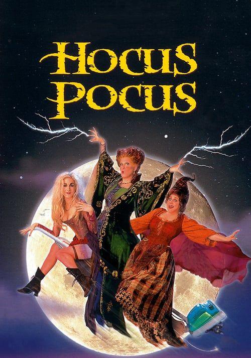 Hocus pocus mejores peliculas de magia