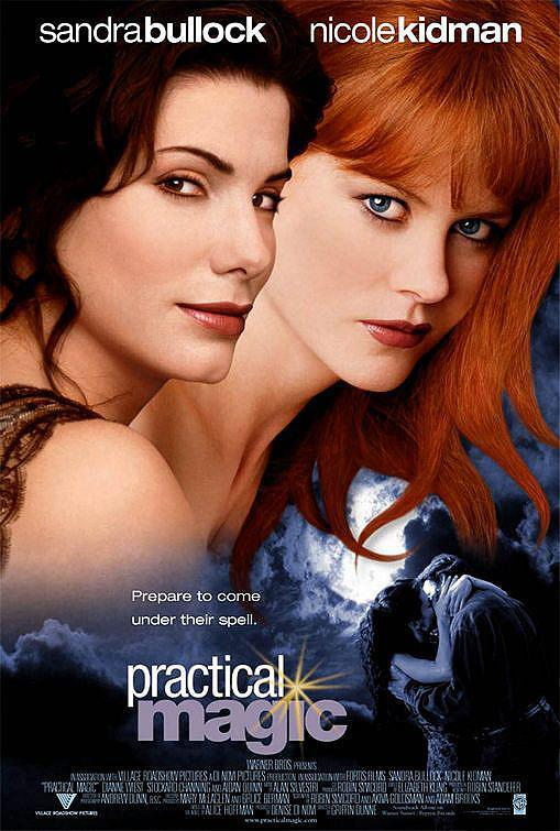 pelicula de magia practical magic