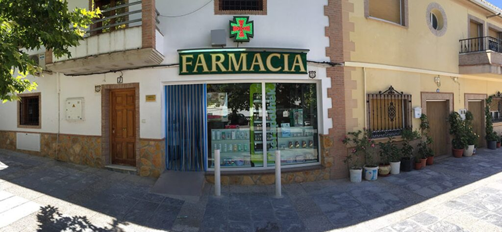 farmacia de un publo que funciona