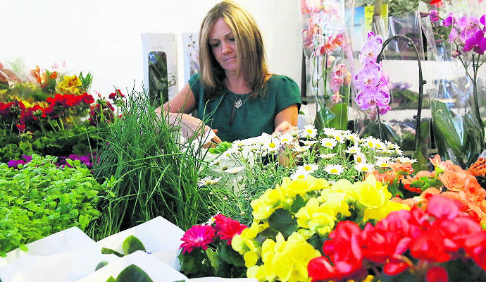 floristeria ideas de negocio