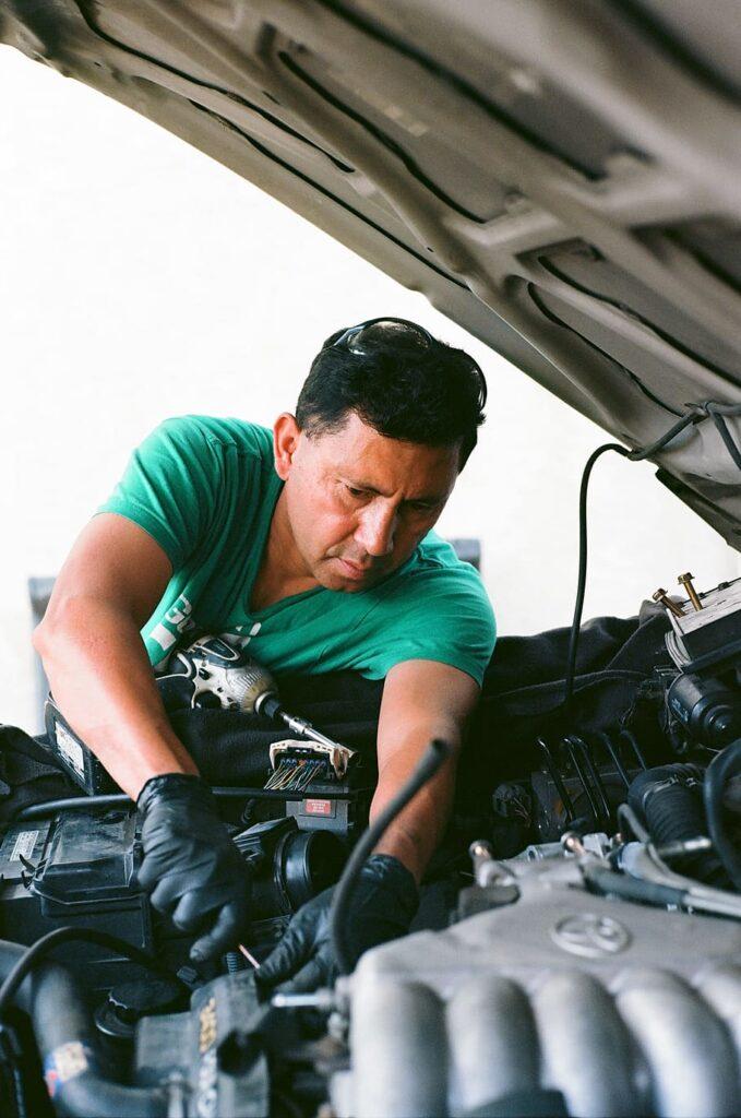 ideas de negocio reparacion de coches taller