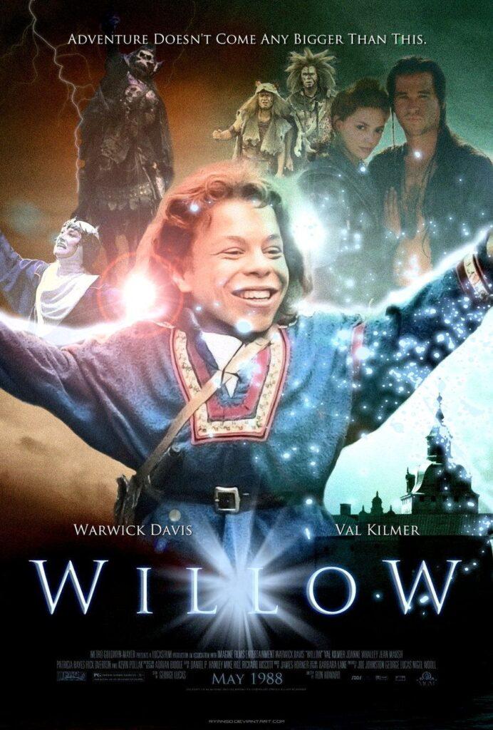 Willow peliculas magia