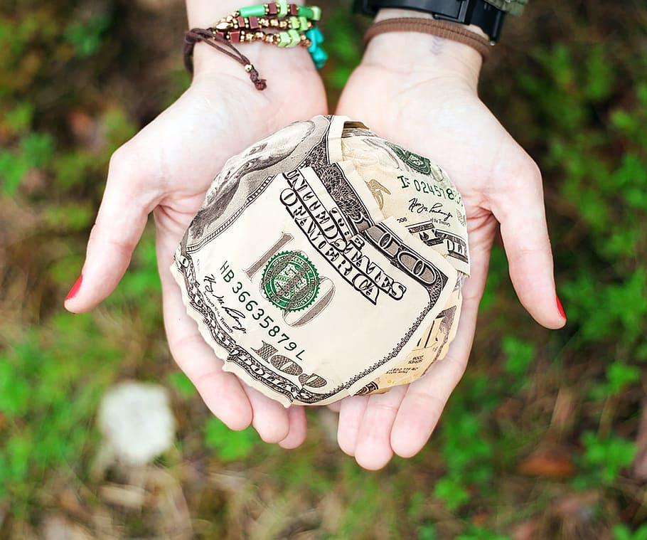 soñar con dinero en moneda extranjera