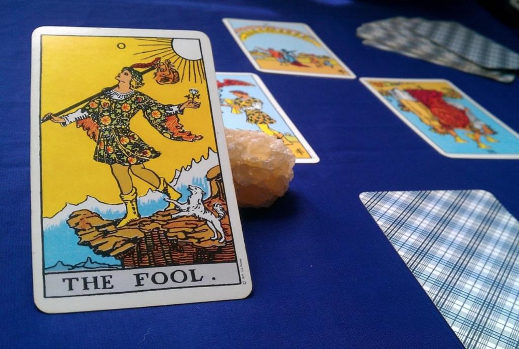 El loco, arcano mayor del tarot