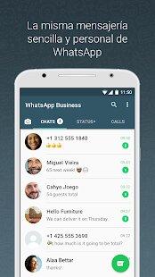 Whatsapp Business. Imagen para el artículo cuánto cuesta WhatsApp Business